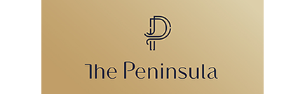 The Peninsula Gold Logo